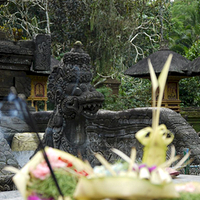 Photo de Bali - Temples et traditions