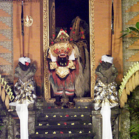 Photo de Bali - Balade, Garuda et spectacle